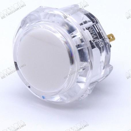 Bouton Sanwa OBSC-30 - Blanc