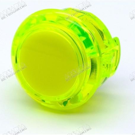 Sanwa OBSC-30 Button - Yellow