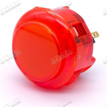 Sanwa OBSC-30 Button - Red