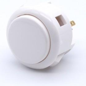 Sanwa OBSF-30 button - White