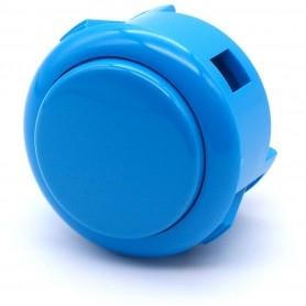 Bouton Sanwa OBSF-30 - Bleu