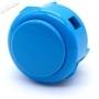 Sanwa OBSF-30 button - Blue