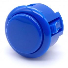 Sanwa OBSF-30 button - Dark Blue