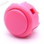 Sanwa OBSF-30 button - Pink