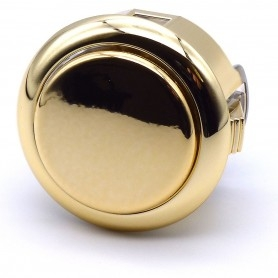 Sanwa OBSJ-30 button - Gold
