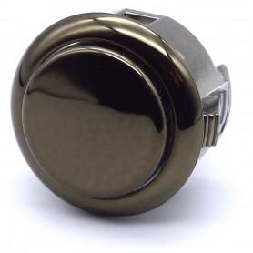 Sanwa OBSJ-30 button - Gun Metal