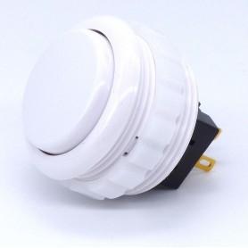 Seimitsu button PS-14-GN - White