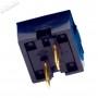 Bouton Seimitsu PS-14-GN - Bleu - switch