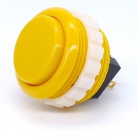 Seimitsu button PS-14-GN - Yellow
