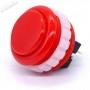 Seimitsu PS-14-GN button - Red