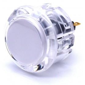 Seimitsu Transparent Button PS-14-K - White