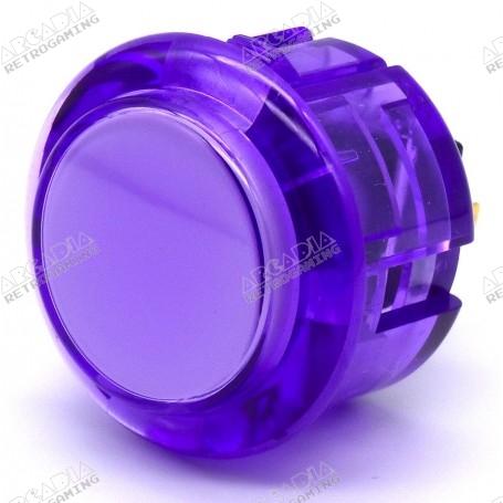 Seimitsu Transparent Button PS-14-K - Purple