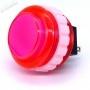 Bouton Seimitsu Transparent PS-14-KN - Rose