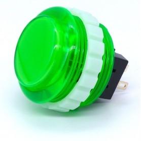 Bouton Seimitsu Transparent PS-14-KN - Vert
