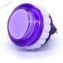 Seimitsu Transparent Button PS-14-KN - Purple