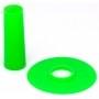 Couvre tige et anti poussière Seimitsu LS-CD - Vert
