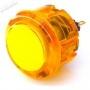 Seimitsu Transparent Button PS-14-K - Yellow
