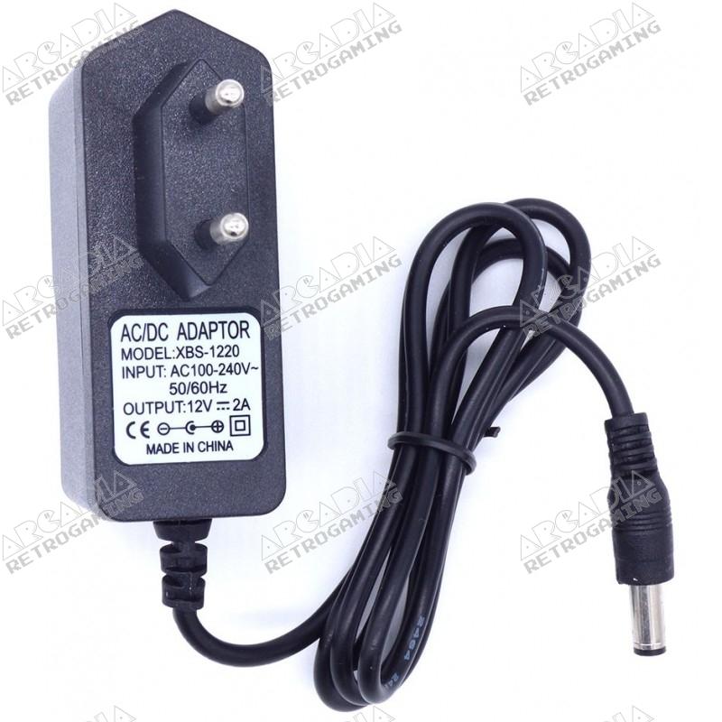 12V 2A Jack power supply