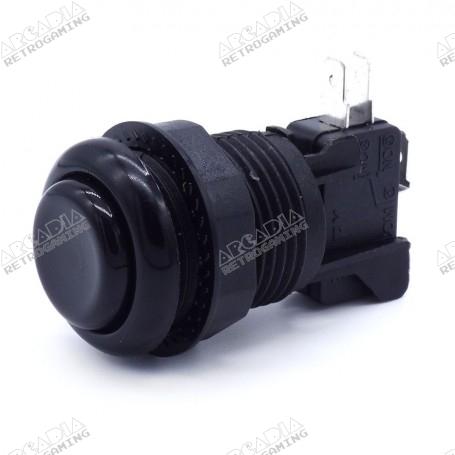 American Style Push Button - Short - Black