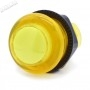 Transparent illuminated push button AIO 12v - Yellow
