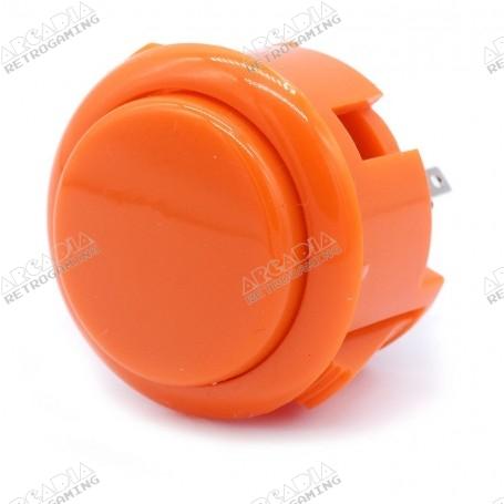 Silent AIO push button - Orange