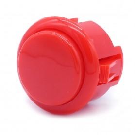 Bouton poussoir AIO silencieux - Rouge