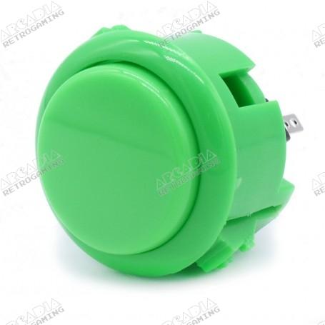 Bouton poussoir AIO silencieux - Vert