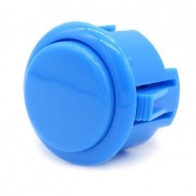 Bouton poussoir AIO silencieux - Bleu