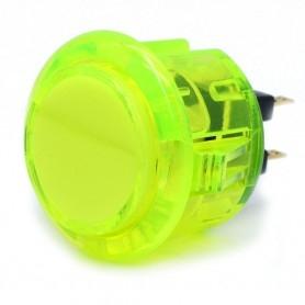 Transparent silent AIO push button - Yellow
