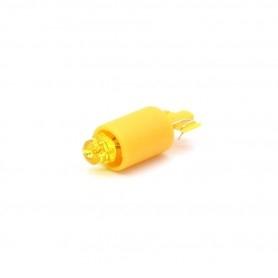LED wedge 12v - Jaune