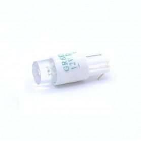 High quality LED wedge 12v - Green