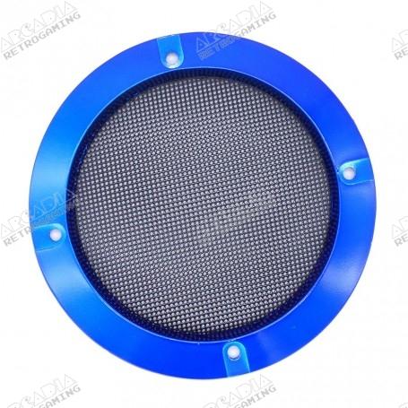 Grille Haut-Parleur 120mm - Bleu