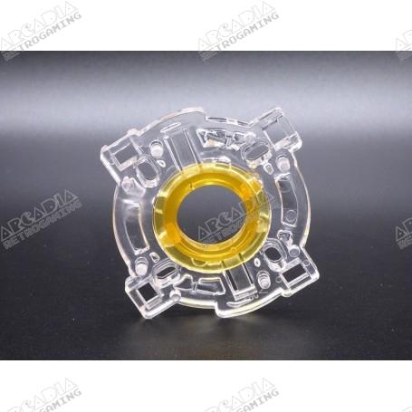 Round joystick restrictor