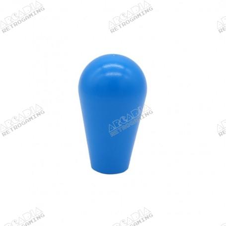 Poignée Poire 30mm - Bleu
