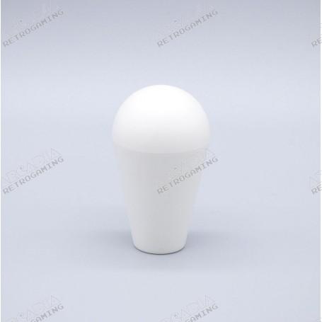 Poignée Poire 30mm - Blanc