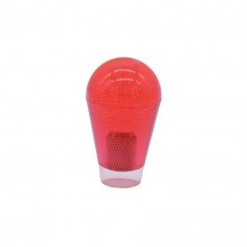 Transparent battop 30mm - Red