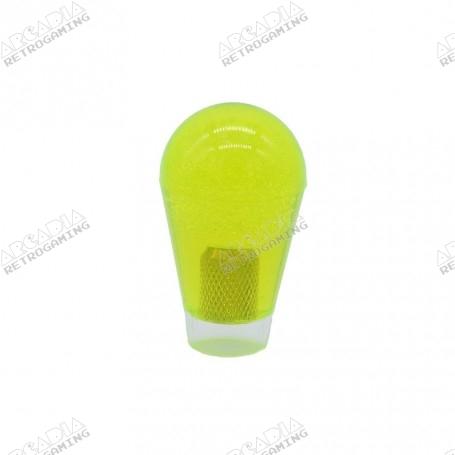 Transparent battop 30mm - Yellow