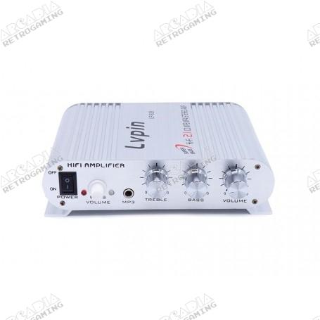 Amplificateur Audio 2.1 20watts