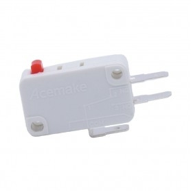 Microswitch bouton 3 connecteurs