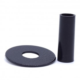 shaft and dust cover for Sanwa joystick